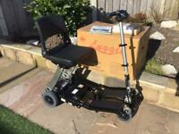 LUGGIE STANDARD MOBILITY SCOOTER,FREE DELIVERY,EXCELLENT CONDITION