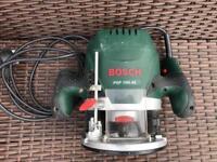 Bosch plunge router POF 1100AE