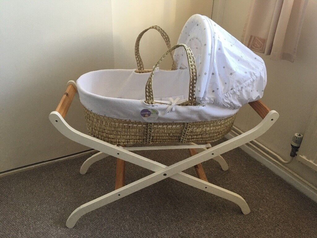 Babies R Us Moses Basket In Barry