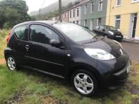 Peugeot 107 £20 a year tax