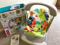 Fisherprice Baby seat swing