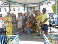 The wonderful Croydon Brass Band seeks new cornet players to join our historic and friendly band