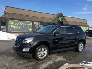 2017 Chevrolet Equinox LT / AWD / NAVIGATION / SUNROOF