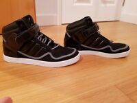 Adidas Hi-Top Trainers