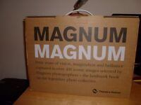 Landmark book of images selected by Magnum photographers