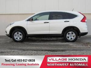 2016 Honda CR-V LX AWD | No Accidents |