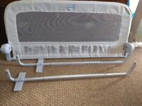 Universal bed rail for toddlers, very lightly used.