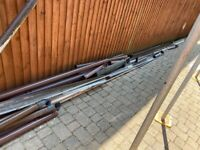 Free brown gutters