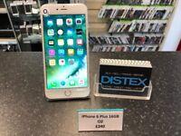 iPhone 6 Plus 16GB O2 Silver
