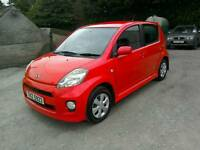 07 Daihatsu Sirion SX 5 door 12 MTS Mot April 18 nice car Low ins ( can be viewed inside anytime)