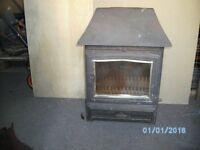multi fuel stove burner (wood or coal)