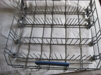PRE USED BOTTOM BASKET FOR BOSCH DISHWASHER MODEL SGS 56a72 FD 8311 002146