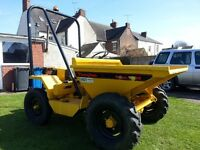 Thwaits Orline 2500 dumper restored in fabulous condition.