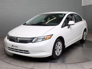 2012 Honda Civic LX A\C