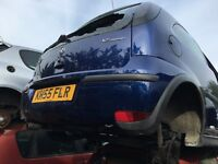 VAUXHALL CORSA SXI 2005- FOR PARTS ONLY