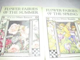 flower faries (seasons)