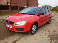 2005/05 FORD FOCUS 1.6 TDCi 5 DOOR HATCHBACK EXCELLENT CONDITION,SUPERB RUNNER CHEAP CAR