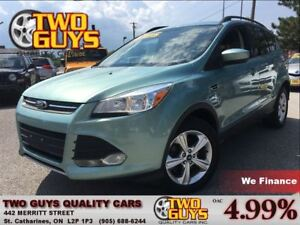 2013 Ford Escape SE LOW KMS HEATED FRONT SEATS FWD