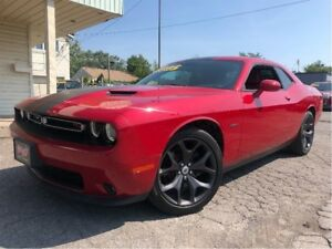 2017 Dodge Challenger R/T LEATHER BACK UP CAMERA PREMIUM STEREO