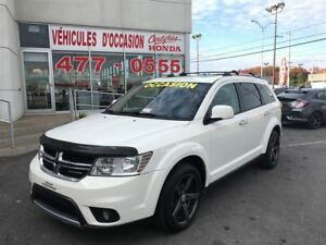 2012 Dodge Journey R/T, 7 Passagers, Traction intégrale