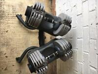 Bodymax Selectabell Dumbbell & Stand 5kg-32.5kg