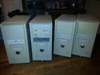 PC Towers x4 (61#)