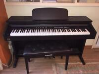 Chase electric piano TG8865 and stool