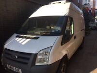 refrigerated van for sale