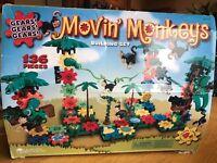 Movin' Monkeys Gears Gears Gears toy for children aged 4+