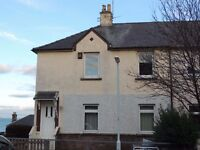 TO LET - 118 Cook Street, Dysart - 2 bed flat (spacious, lovely, garden, rent, Kirkcaldy) - £495pcm