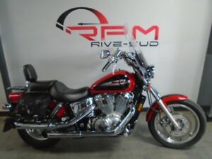 2000 Honda Shadow 1100