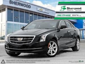 2016 Cadillac ATS 2.0L Turbo Luxury Collection AWD