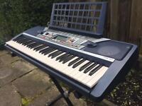 YAMAHA PSR-282 Electric Piano Keyboard - BARGAIN!