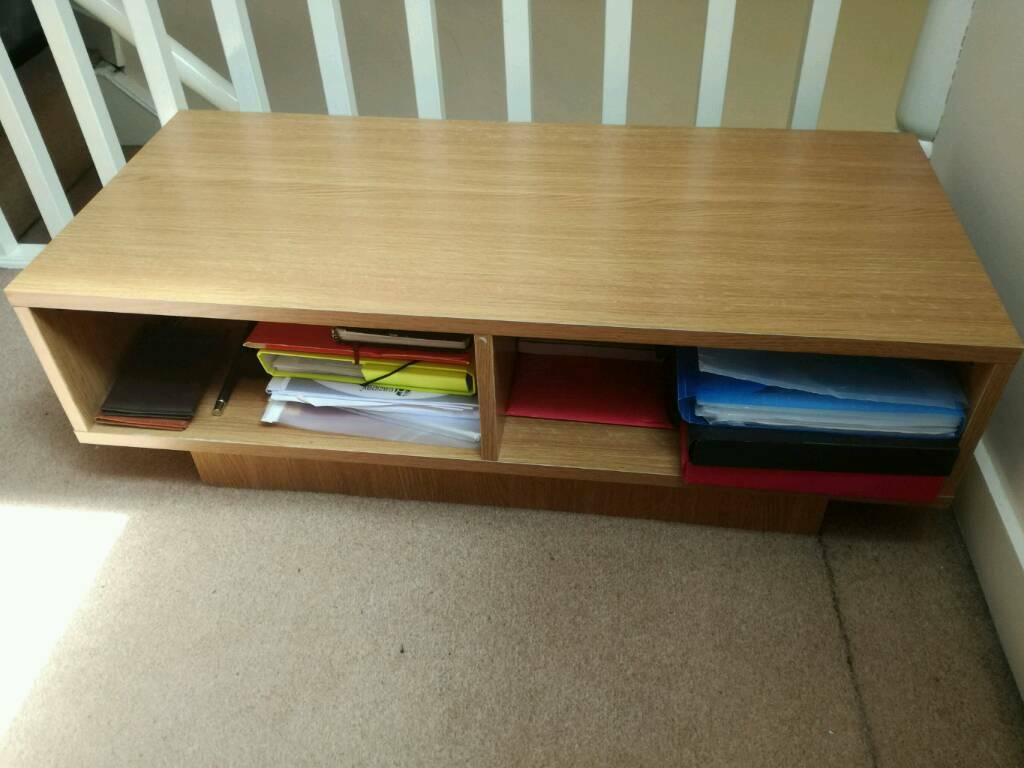 Solid Wood Coffee Table in Excellent Conditionin Aylesbury, BuckinghamshireGumtree - For sale my solid wooden coffee table in excellent condition.Preferably collection only but can be delivered to you with an extra £20.00 charge if location is agreed. DIMENSIONS 0.90m x 0.40m x 0.30mThanks for watchingNo time wasters please!