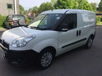 Fiat Doblo 1.3 JTD Multijet II 16v L1 Panel Van 4dr (EU5)