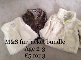 Party clothes bundle Age 2-3