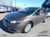 2012 Honda Civic Sdn EX *SUN ROOF*