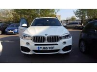 BMW X5 3.0 40d M Sport Steptronic xDrive 5dr (start/stop)