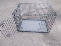 """RAC DOG CAGE 36""""x23x25"""