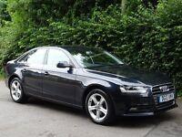 1 OWNER 2013 (13) Audi A4 1.8 TFSI SE Technik 4dr - HEATED LEATHER NAVIGATION BLUETOOTH