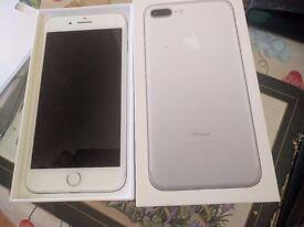 Apple iPhone 7 Plus 128 GB UK SIM-Free Smartphone - Silver