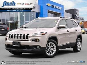 2015 Jeep Cherokee North NORTH EDITION|BLUETOOTH|TOUCHSCREEN