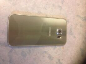 Samsung galaxy s6 32gb gold platinum Three network