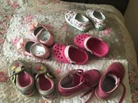 Baby girl clothes 1,5-2-2,5-3 years old.clothes and shoes.very good conditions.