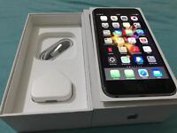 Apple iPhone 6S Plus 128GB Grey factory unlocked still under Warranty