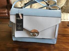 Blue M&S Bag