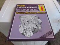 FORD DIESEL ENGINE HAYNES MANUAL