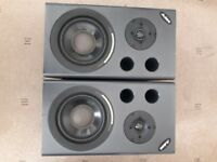 Pair of Alesis Monitor One MK11 active monitors.