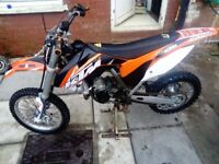 KTM 85 sx 2014 SMALL WHEEL