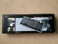 SMK-Link smk-68502c Wireless Keyboard and Mouse combo